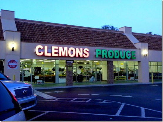 Clemons Produce in Orlando