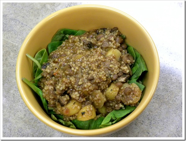health valley lentil couscous